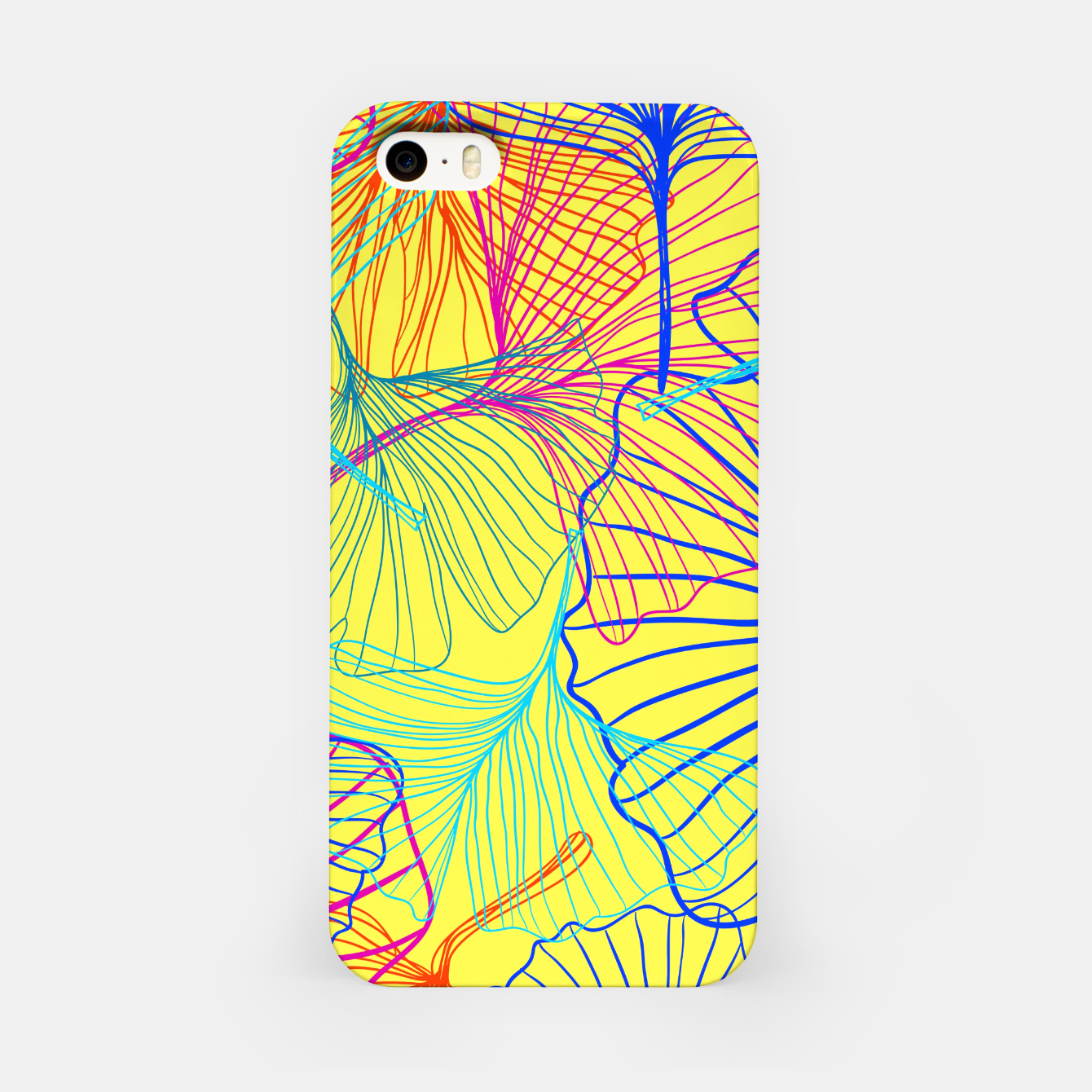 Image of I am the wind. One day I will fly free.  iPhone Case - Live Heroes