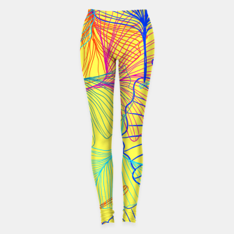 Thumbnail image of I am the wind. One day I will fly free.  Leggings, Live Heroes