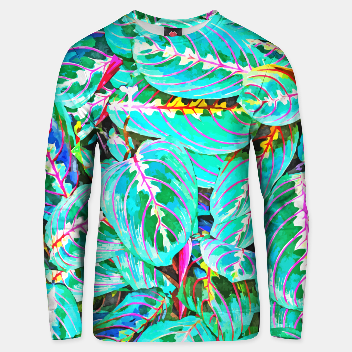 Image of Let's find a beautiful place to get lost  Unisex sweater - Live Heroes