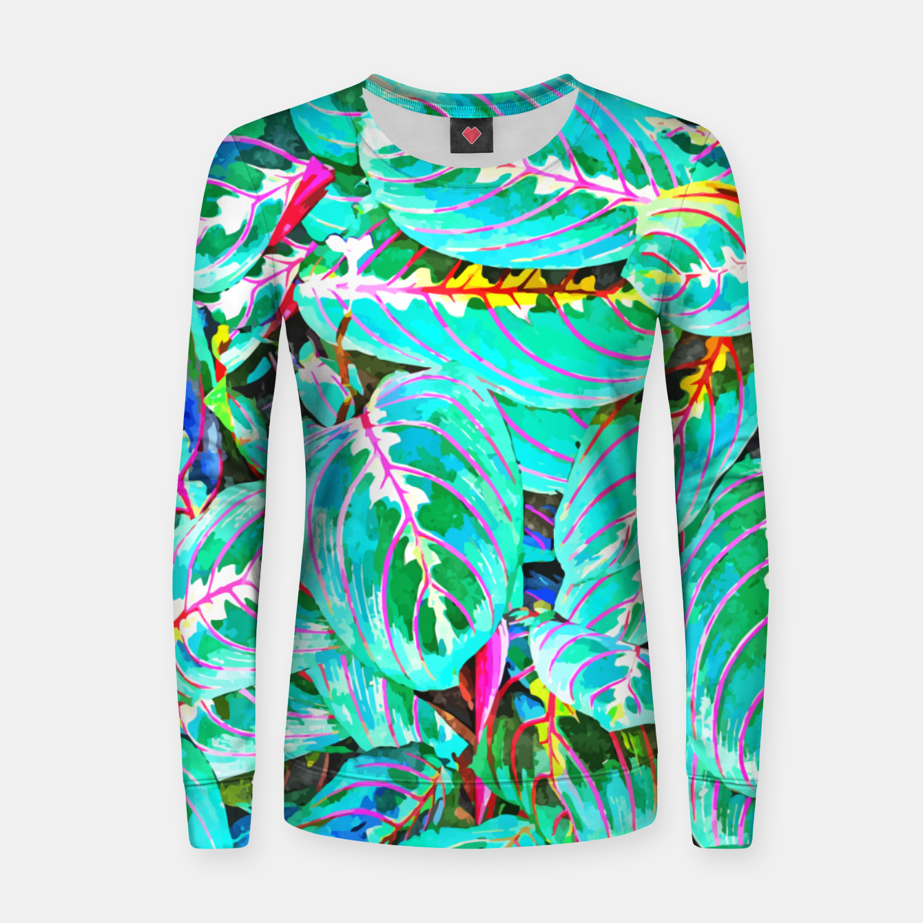Image of Let's find a beautiful place to get lost  Women sweater - Live Heroes