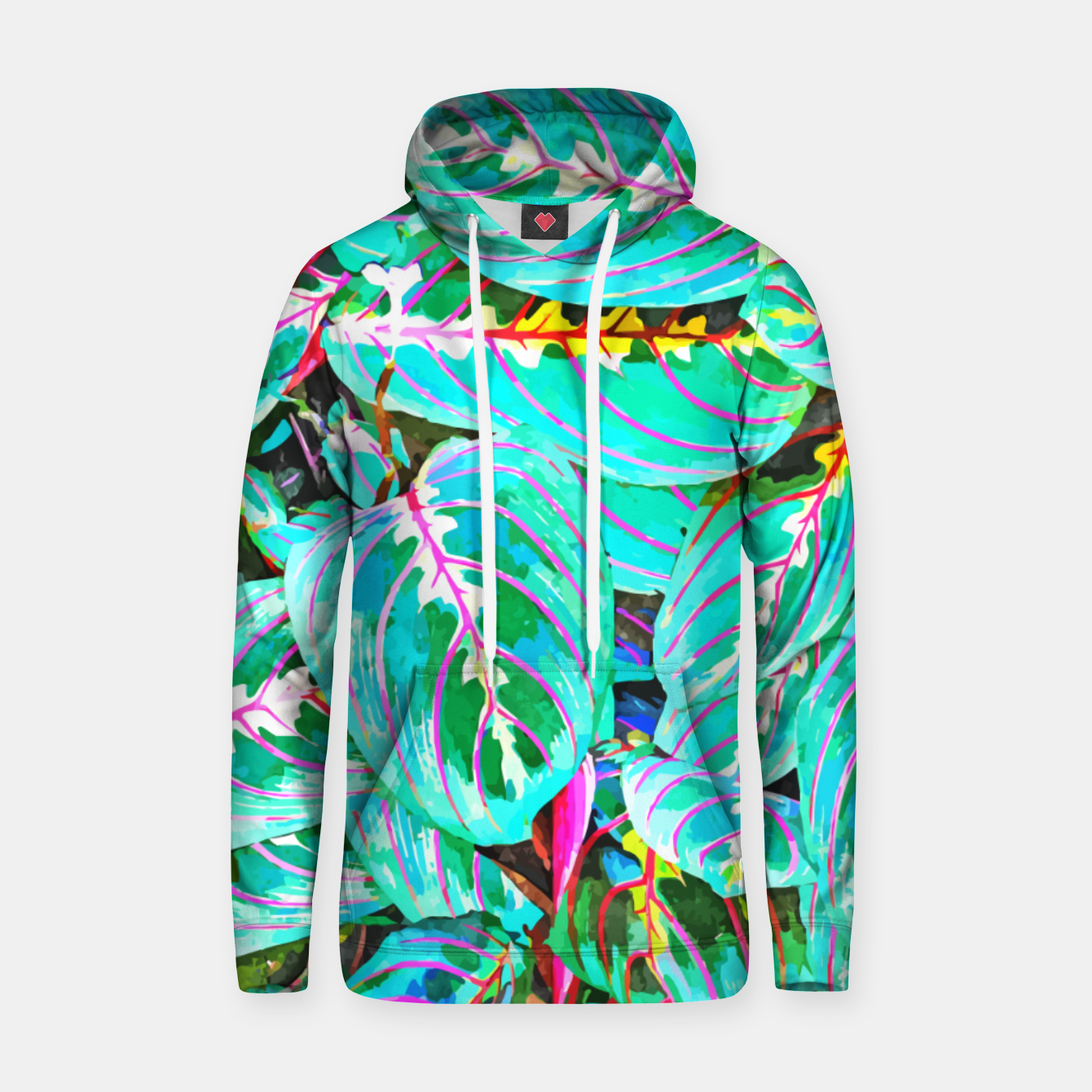 Image of Let's find a beautiful place to get lost  Hoodie - Live Heroes