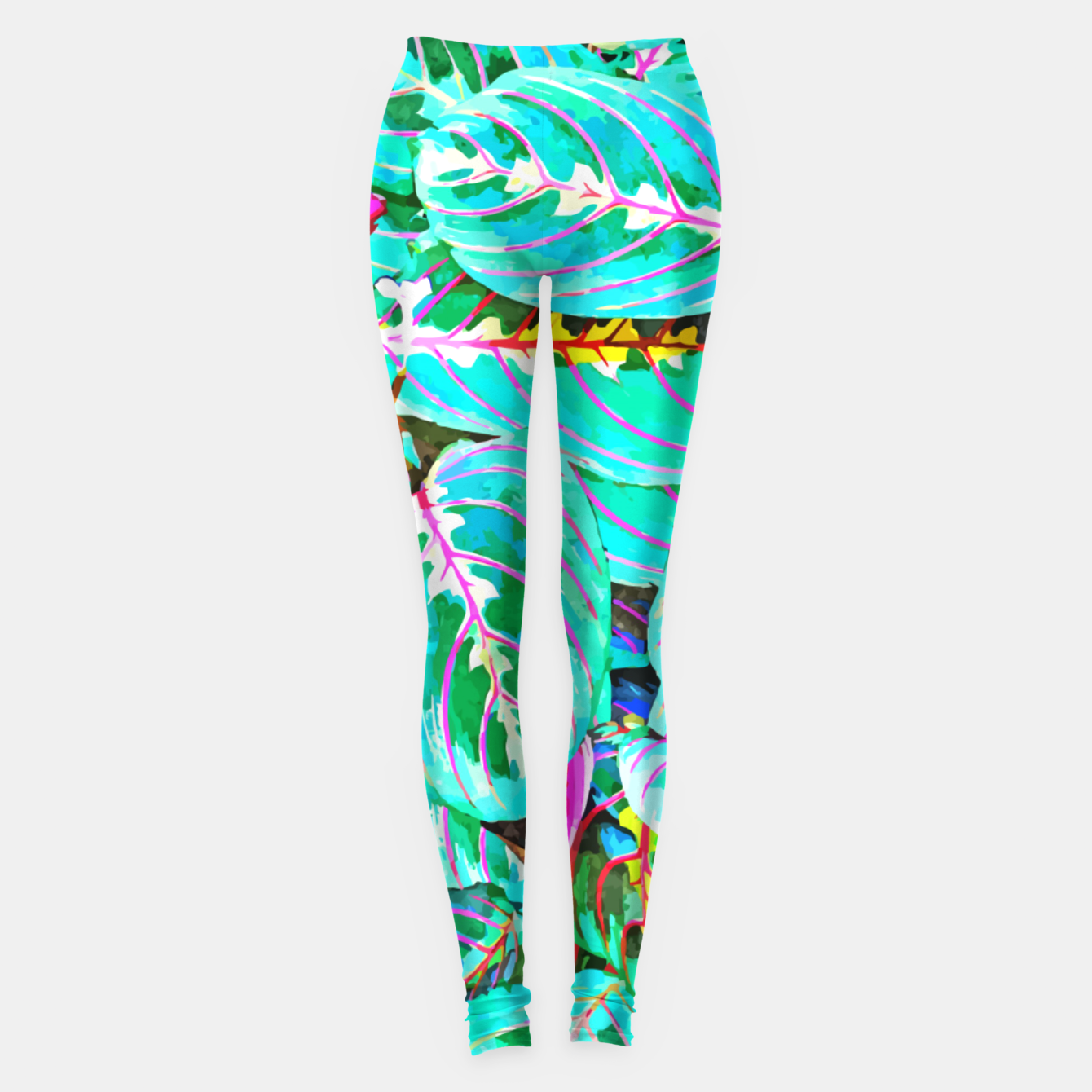 Image of Let's find a beautiful place to get lost  Leggings - Live Heroes
