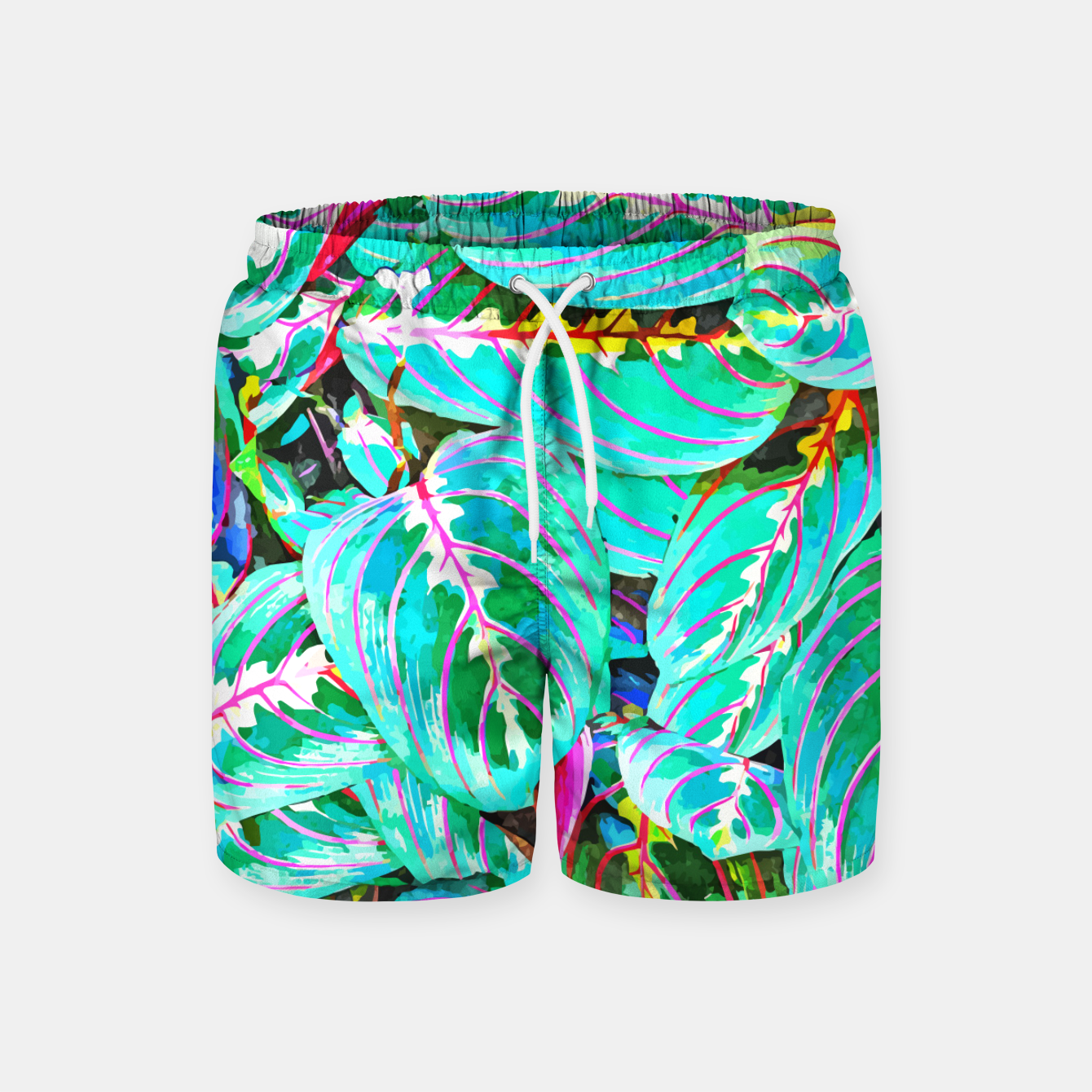 Image of Let's find a beautiful place to get lost  Swim Shorts - Live Heroes