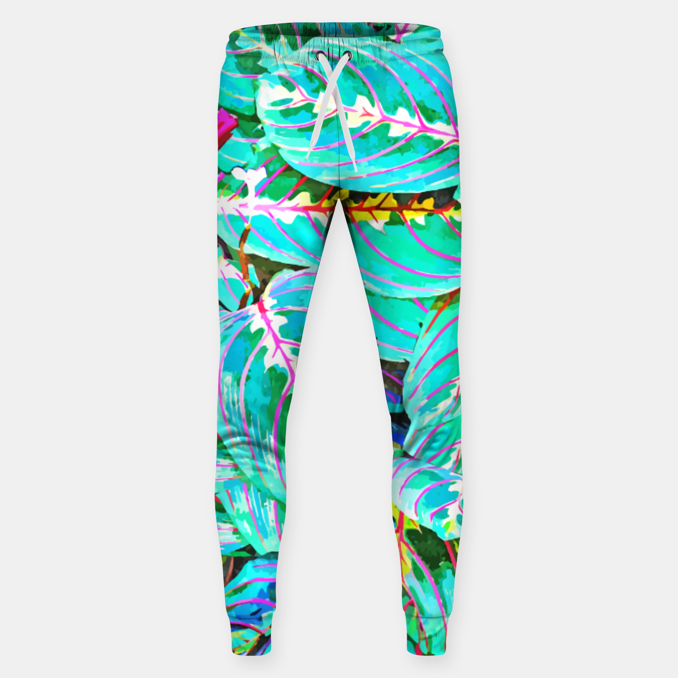 Image of Let's find a beautiful place to get lost  Sweatpants - Live Heroes