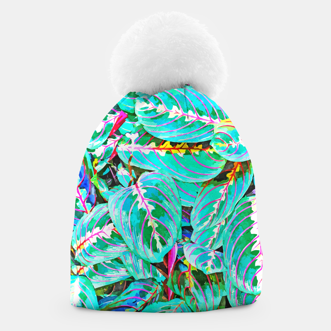 Foto Let's find a beautiful place to get lost  Beanie - Live Heroes