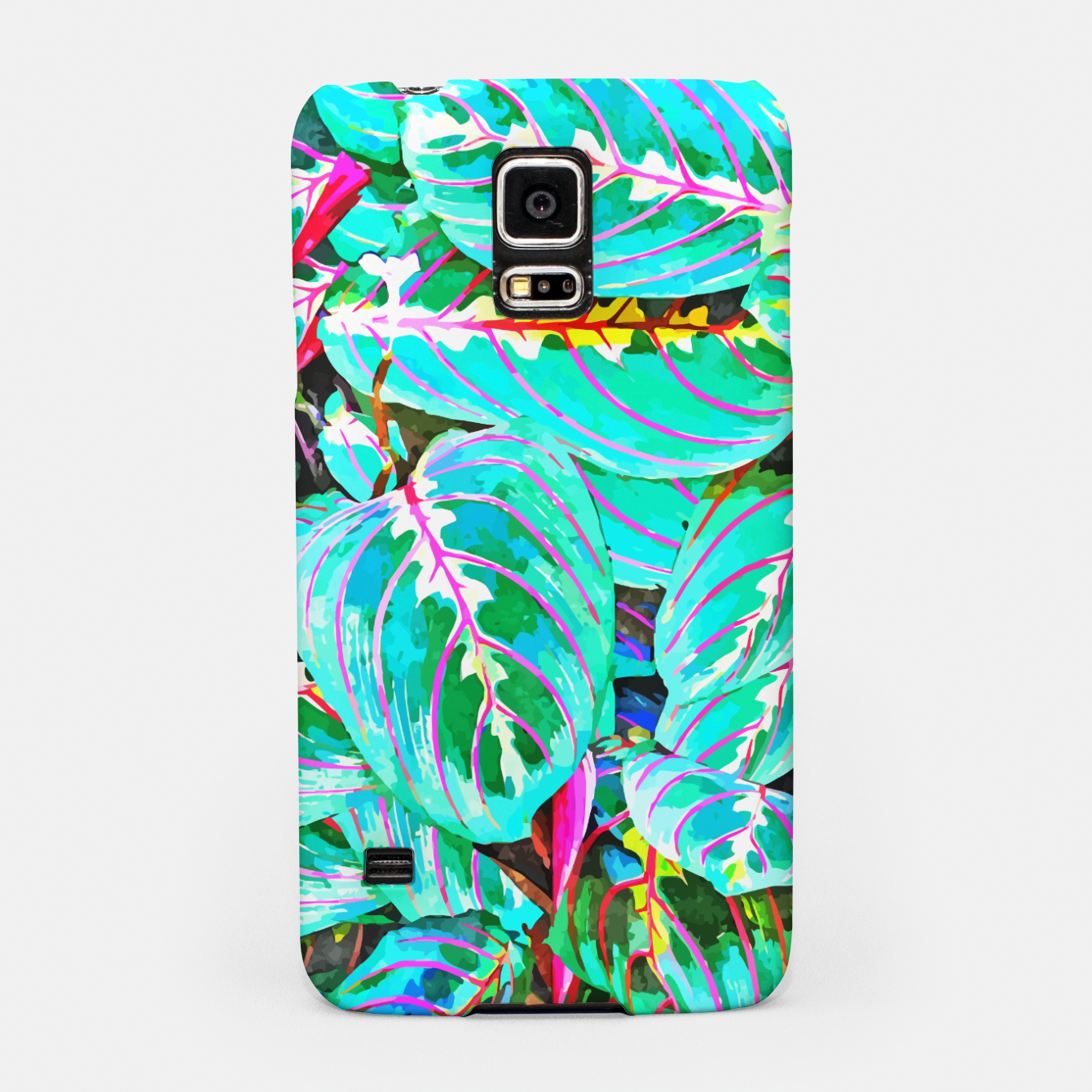 Image of Let's find a beautiful place to get lost  Samsung Case - Live Heroes