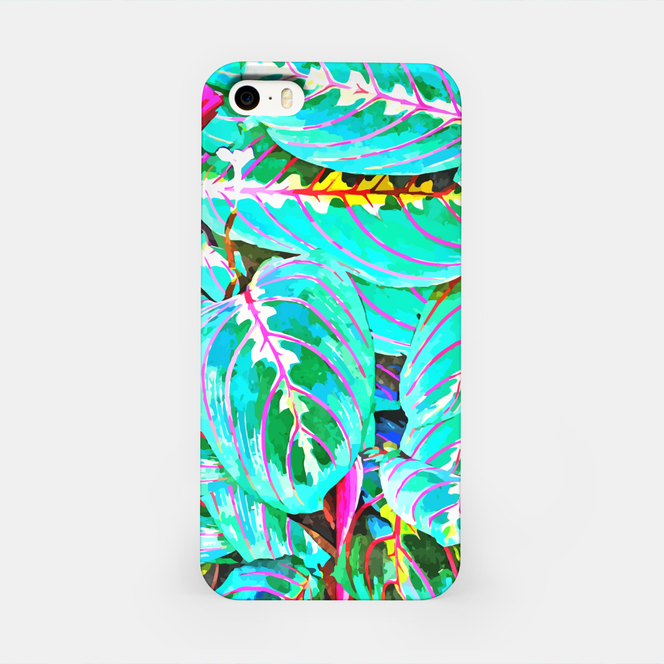 Image of Let's find a beautiful place to get lost  iPhone Case - Live Heroes