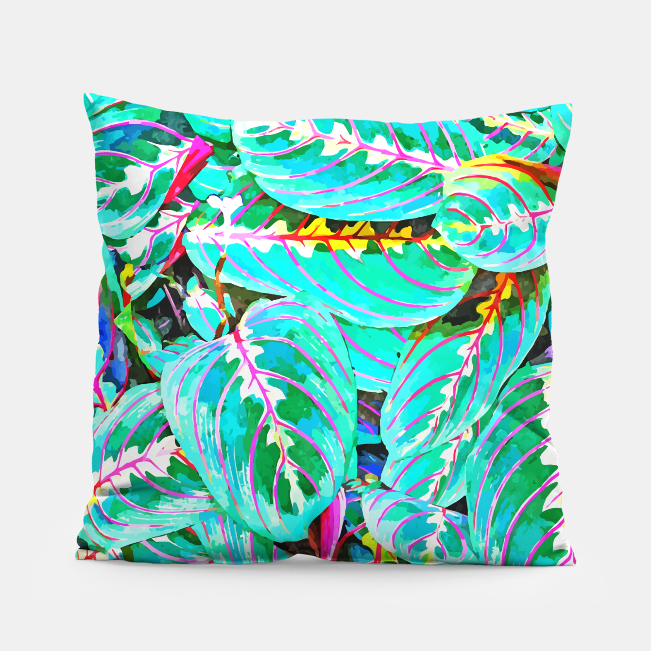 Foto Let's find a beautiful place to get lost  Pillow - Live Heroes