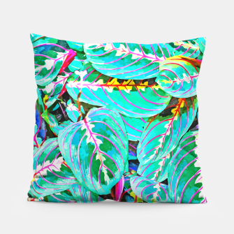 Thumbnail image of Let's find a beautiful place to get lost  Pillow, Live Heroes