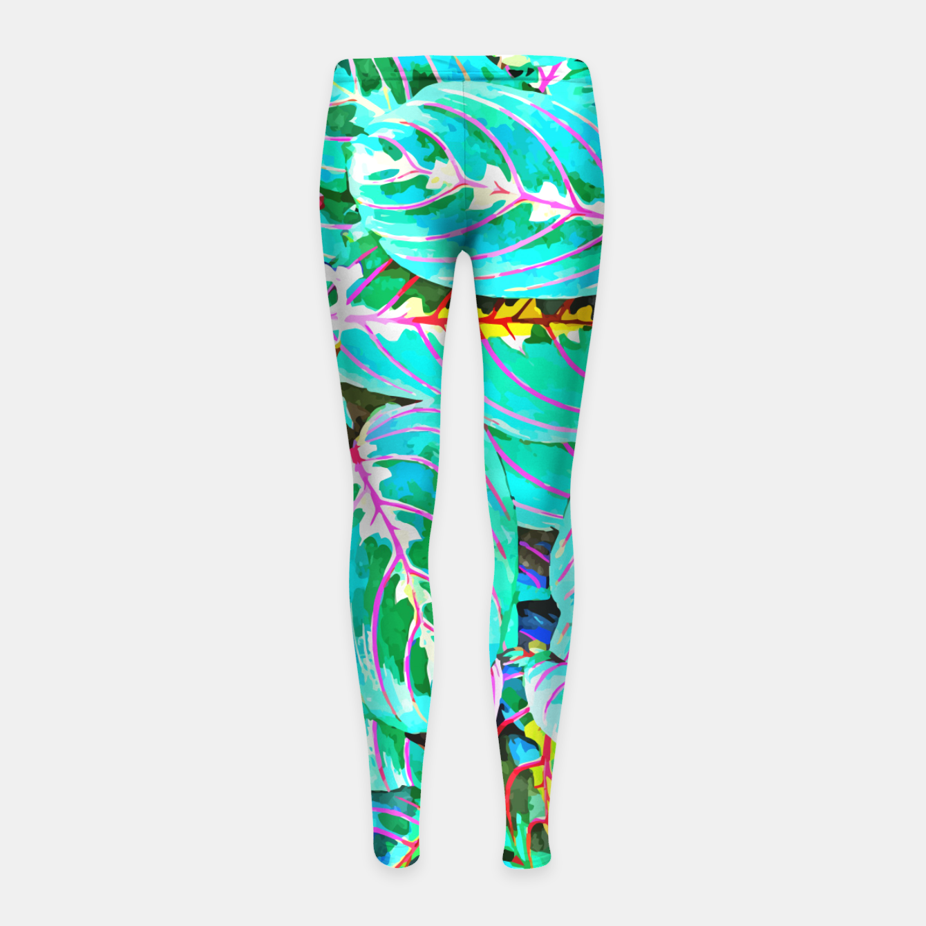 Image of Let's find a beautiful place to get lost  Girl's leggings - Live Heroes