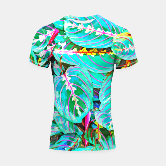 Miniatur Let's find a beautiful place to get lost  Shortsleeve rashguard, Live Heroes