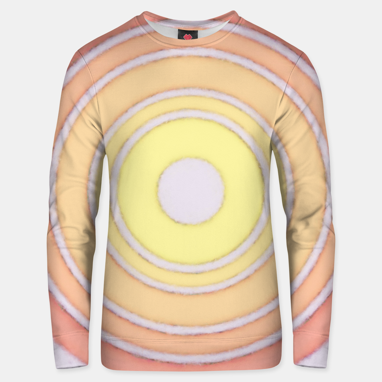 Image of Approaching sun Unisex sweater - Live Heroes
