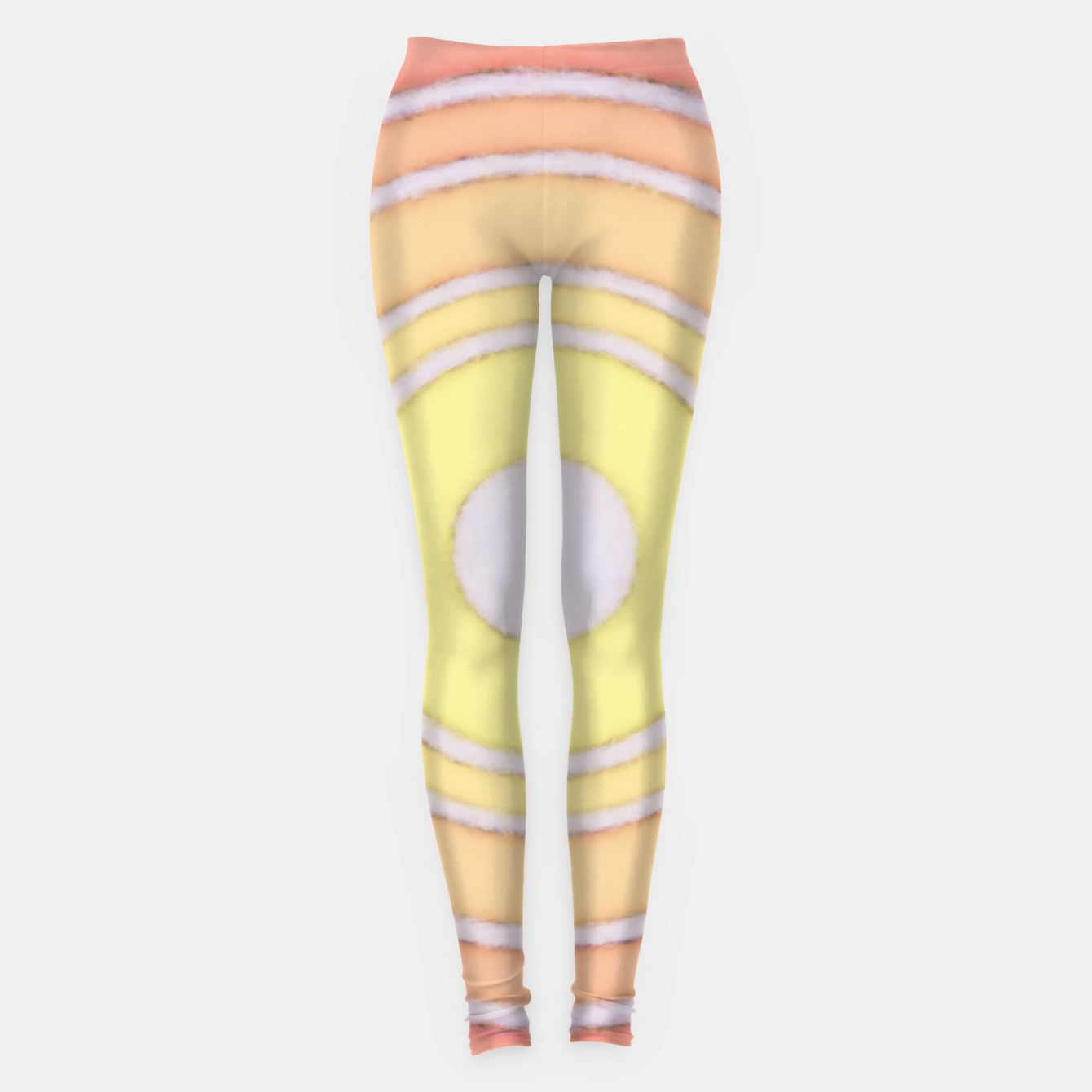 Image of Approaching sun Leggings - Live Heroes