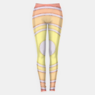 Thumbnail image of Approaching sun Leggings, Live Heroes