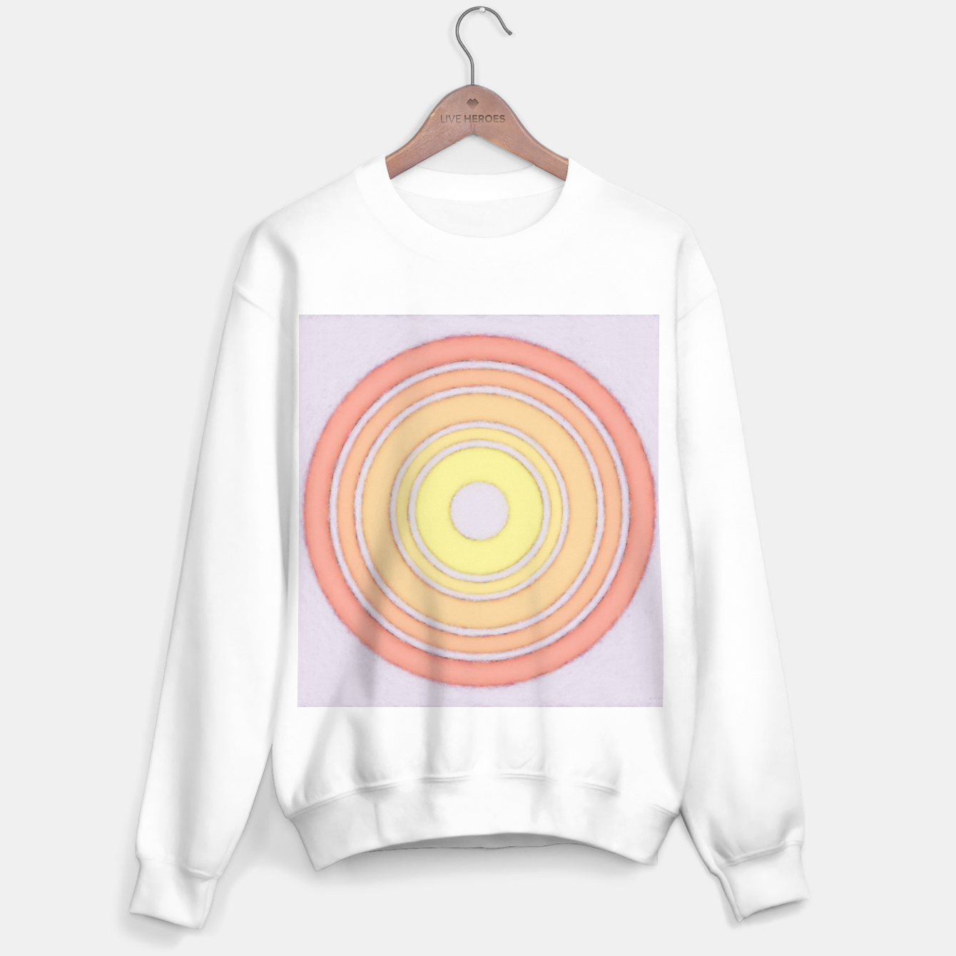 Image of Approaching sun Sweater regular - Live Heroes