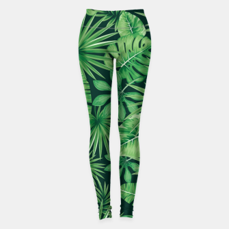 Capital Letter R Alphabet Monogram Initial Flower Gardener Leggings thumbnail image
