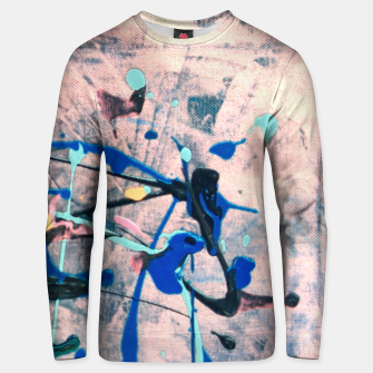 Thumbnail image of Chrome (action painting) Bluza unisex, Live Heroes