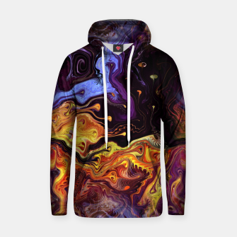 Starry Night Skies Nebula Space Theme Hoodie thumbnail image