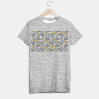 Thumbnail image of Spring Flowers  Camiseta Regular, Live Heroes