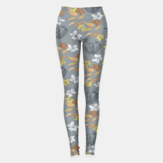 Thumbnail image of Spring Flowers  Leggings, Live Heroes