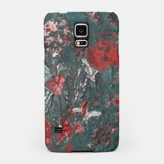 Thumbnail image of Multicolored Abstract Print Samsung Case, Live Heroes