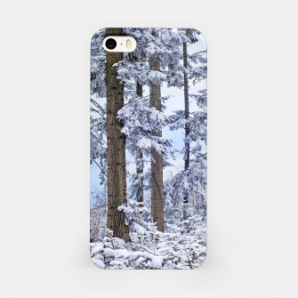 Thumbnail image of Winter forest Obudowa iPhone, Live Heroes