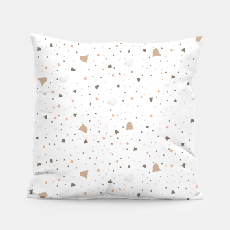 Thumbnail image of Terrazzo in beige Pillow, Live Heroes