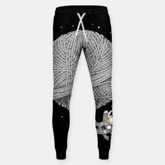 Miniature de image de Caturn Sweatpants, Live Heroes
