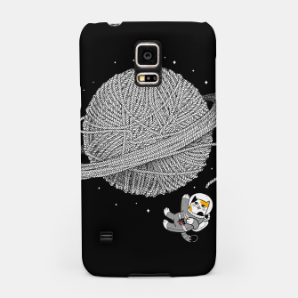 Thumbnail image of Caturn Samsung Case, Live Heroes