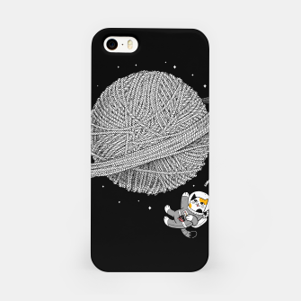 Thumbnail image of Caturn iPhone Case, Live Heroes