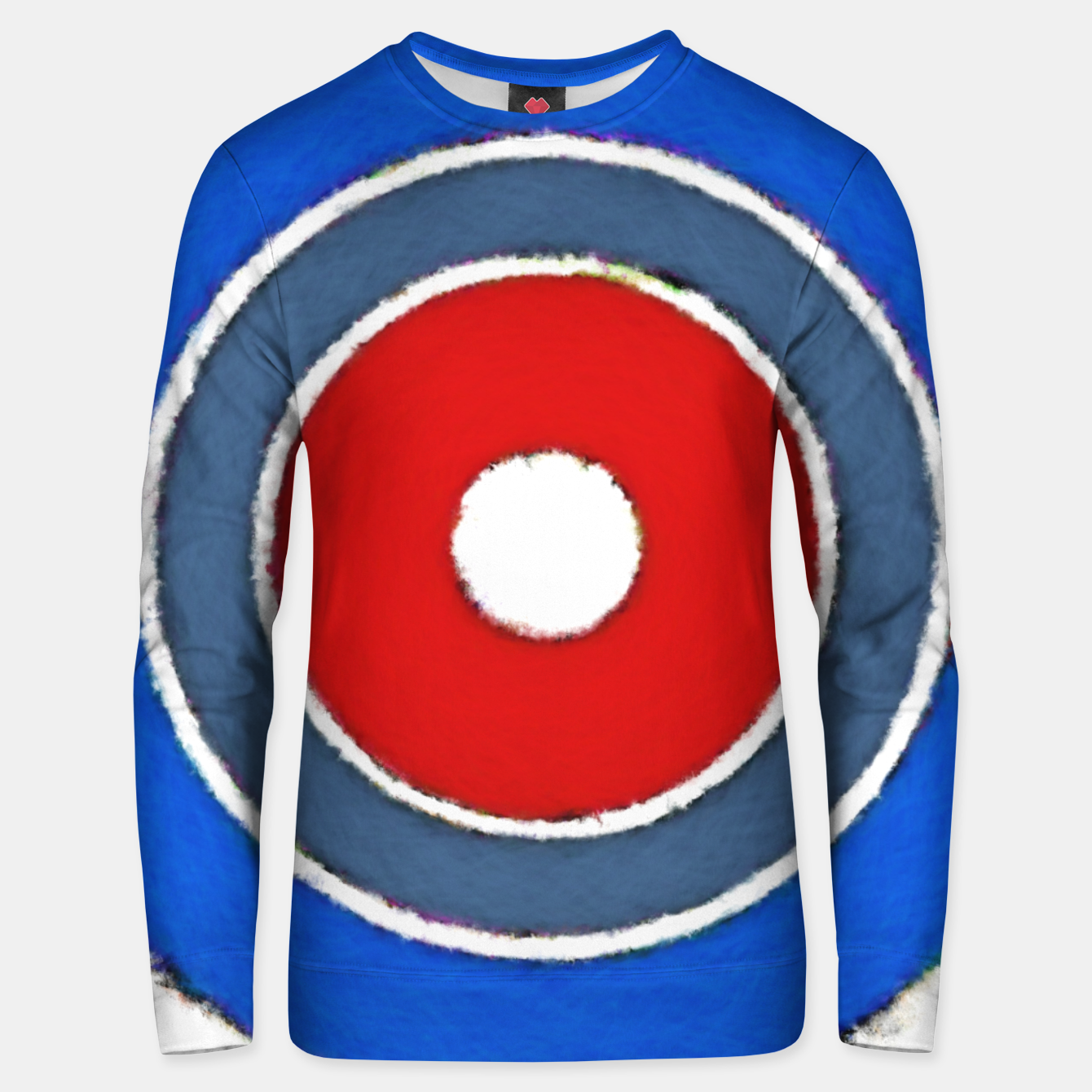 Image of Lens Unisex sweater - Live Heroes