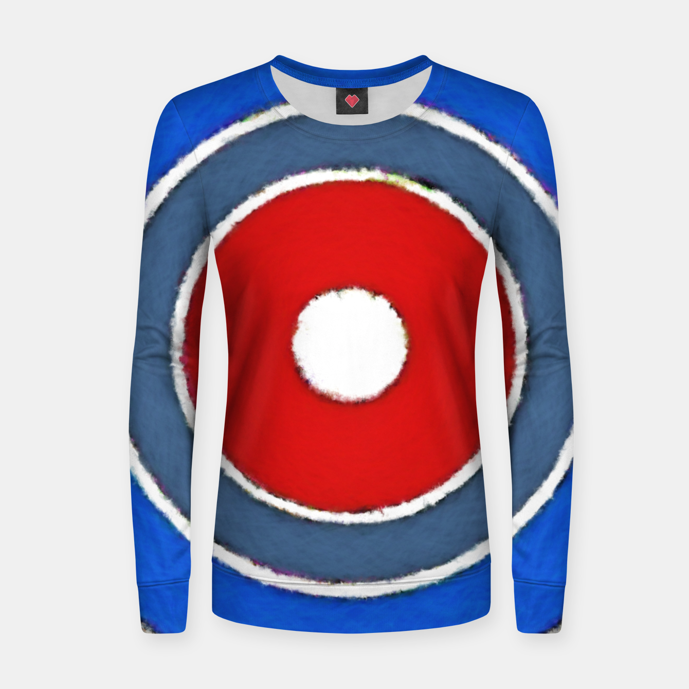 Image of Lens Women sweater - Live Heroes