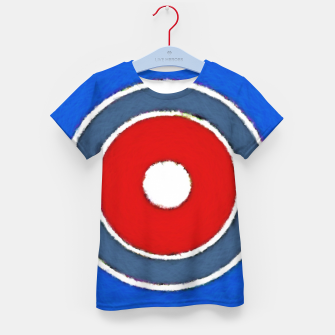 Thumbnail image of Lens Kid's t-shirt, Live Heroes