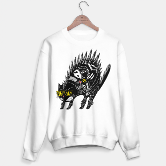 Thumbnail image of Catpunk Sweater regular, Live Heroes