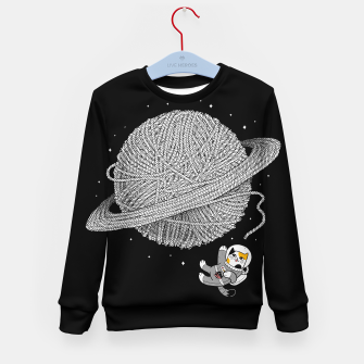 Thumbnail image of Caturn Kid's sweater, Live Heroes
