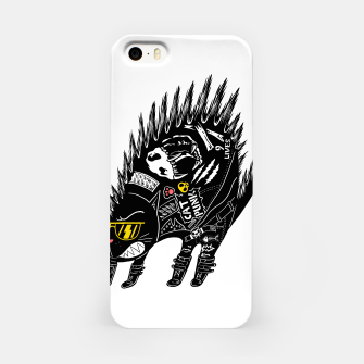 Thumbnail image of Catpunk iPhone Case, Live Heroes