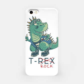Thumbnail image of T-Rock iPhone Case, Live Heroes