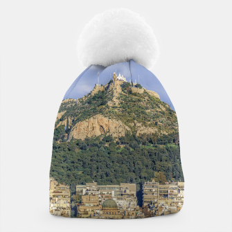 Thumbnail image of Athens Greece Aerial View  Beanie, Live Heroes