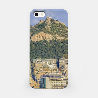 Thumbnail image of Athens Greece Aerial View  iPhone Case, Live Heroes