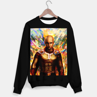 Thumbnail image of One Punch Man Saitama Sweater regular, Live Heroes