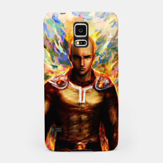 Thumbnail image of One Punch Man Saitama Samsung Case, Live Heroes