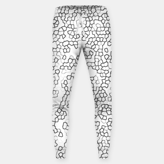 Thumbnail image of Neon Geometric Pattern Design Sweatpants, Live Heroes