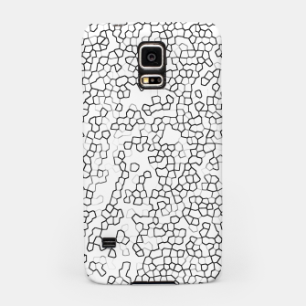 Thumbnail image of Neon Geometric Pattern Design Samsung Case, Live Heroes
