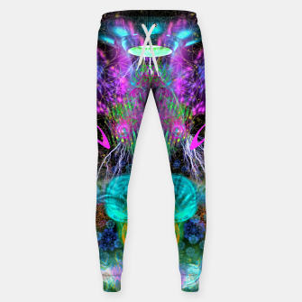 Thumbnail image of Alien Queen From Outer Space Sweatpants, Live Heroes
