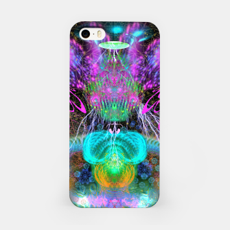 Thumbnail image of Alien Queen From Outer Space iPhone Case, Live Heroes