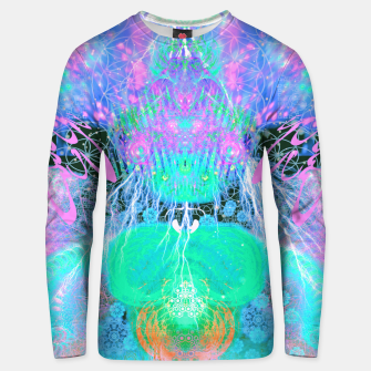 Thumbnail image of Alien Queen From Outer Space (Pastel) Unisex sweater, Live Heroes