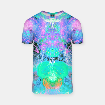 Thumbnail image of Alien Queen From Outer Space (Pastel) T-shirt, Live Heroes
