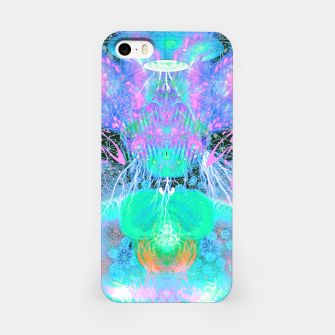 Thumbnail image of Alien Queen From Outer Space (Pastel) iPhone Case, Live Heroes