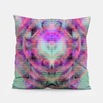 Thumbnail image of Third Eye, Bullseye (Organic) Pillow, Live Heroes
