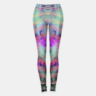 Thumbnail image of Third Eye, Bullseye (Organic) Leggings, Live Heroes